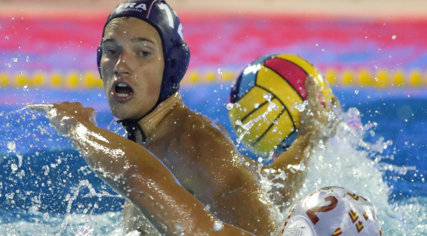 Champions League waterpolo