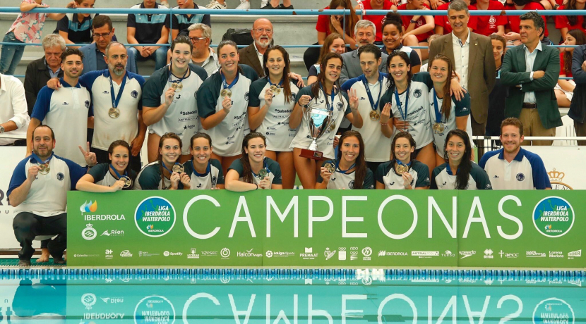Liga Iberdrola waterpolo