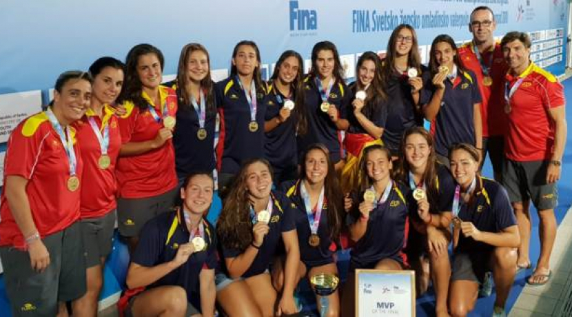 Waterpolo femení junior