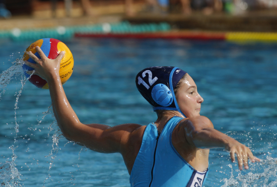 Waterpolo DHF